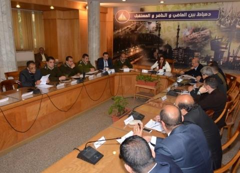 إلغاء الإجازات في دمياط استعدادا لشم النسيم