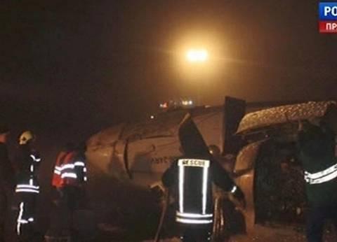 عاجل| تحطم طائرة روسية.. وأنباء عن مقتل 27 راكبا