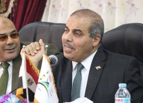 لقاء مفتوح بين رئيس جامعة الأزهر وطلاب العالم الإسلامي بالإسماعيلية