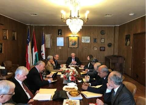 """""""المالكي"""" يفتتح أعمال مؤتمر سفراء دولة فلسطين في أمريكا اللاتينية"""