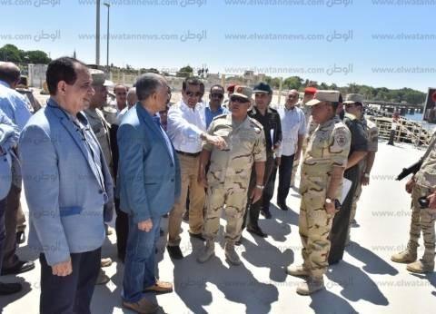 وزير الري: الانتهاء من مشروع قناطر أسيوط الجديدة بنسبة 100%