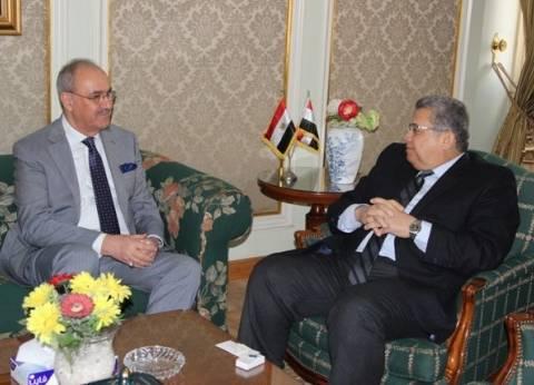 السفير العراقي: نتطلع لزيادة أعداد الطلاب العراقيين الدارسين في مصر