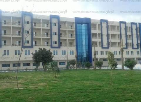 3 أشقاء يعتدون على فردي أمن بمستشفى مركزي في بني سويف