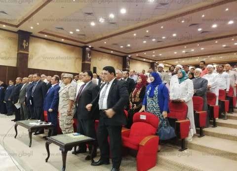 """""""شوشة"""": القوات المسلحة خصصت 10 آلاف فدان لإقامة مشروع متكامل في سيناء"""