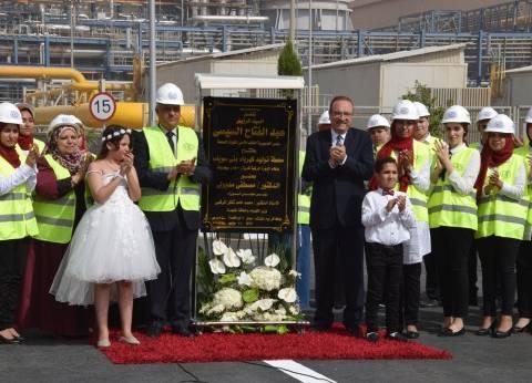 محافظ بني سويف: سعيد بمشاركتي في افتتاح أكبر مشروع تنموي بالمحافظة