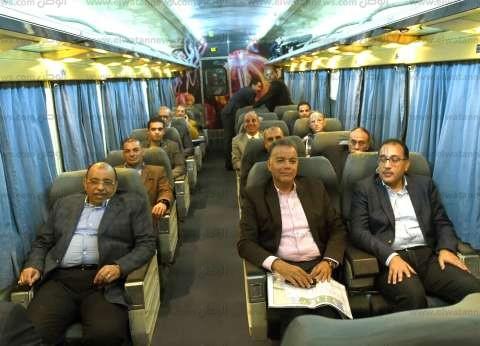 عاجل  رئيس الحكومة يخصص 70% من صفقة عربات القطارات لخط الصعيد