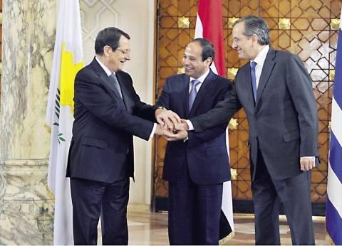 وكالة: قمة بين زعماء مصر وقبرص واليونان في أكتوبر
