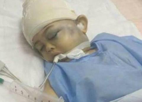 الطب الشرعي ينتهي من فحص الطفل حمزة ضحية الاغتصاب في المطرية