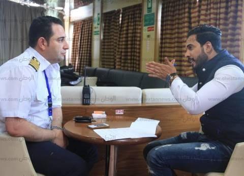 """ميدانيا.. """"الوطن"""" ترصد استعدادات عبارات """"الجسر العربي"""" لعودة الحجيج"""
