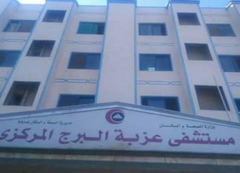 """استجابة لـ""""الوطن"""".. إصلاح ثلاجة حفظ جثث الموتى بمستشفى عزبة البرج"""