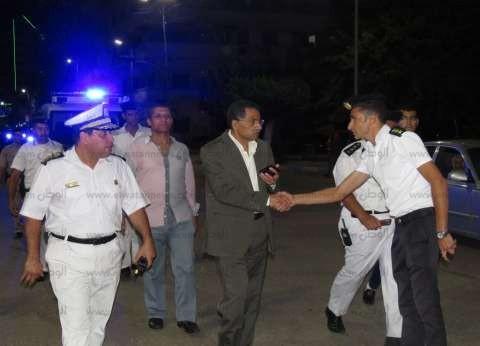 ضبط 5 عاطلين بحوزتهم أسلحة بيضاء في حملة أمنية بالإسماعيلية