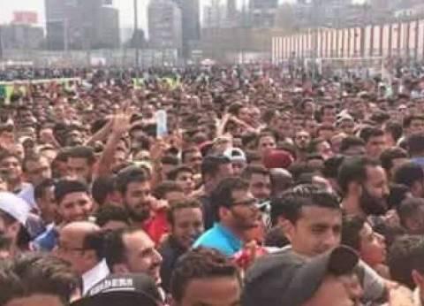 الإعلامية أسماء مصطفى: تحية لوزارة الداخلية وجمهور الزمالك