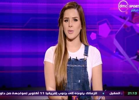 """مفاوضات بين الأهلي و""""شيما صابر"""" للتعاقد معها لتقديم برنامج على القناة"""