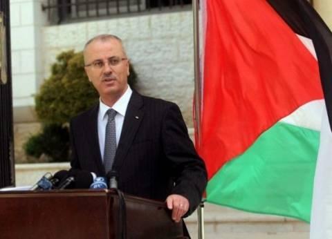 بلجيكا تدين محاولة اغتيال الحمد الله في غزة
