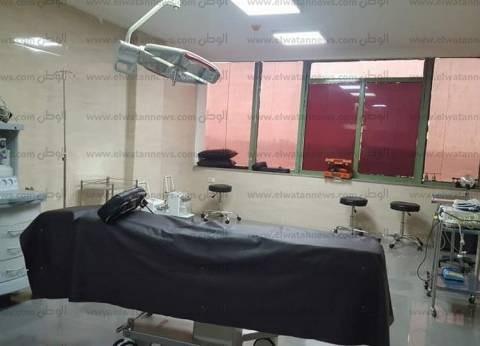 غلق إداري لـ8 مراكز طبية خاصة في بني سويف