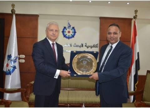 """""""البحث العلمي"""" تنشئ 6 سفارات معرفة بالتعاون مع مكتبة الإسكندرية"""