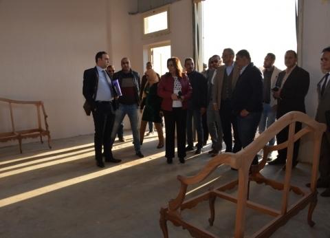 16 فبراير.. طرح المرحلة الثانية للورش الصناعية بمدينة دمياط للأثاث