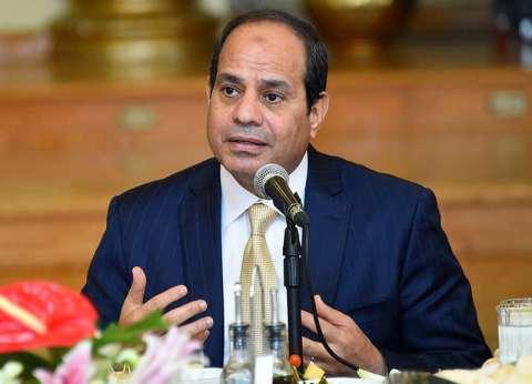 السيسي ينعى غالي: العالم فقد قامة سياسية وقانونية رفيعة