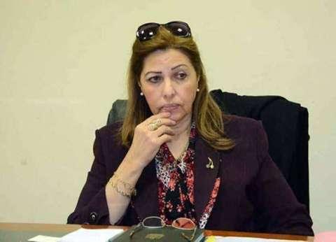 """سعاد الخولي تصل إلى """"ماسبيرو"""" للحصول على بصمة صوتها في قضايا الرشوة"""