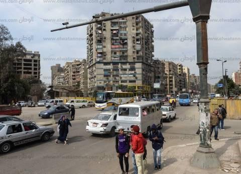 «القاهرة» تستعين بـ250 كاميرا لمواجهة «زحام التقاطعات».. و«الجيزة» تواجه التكدس بـ«محاور جديدة»