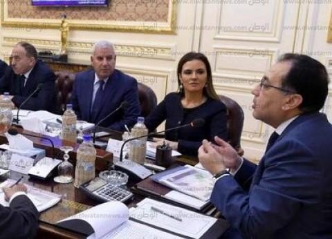 محافظ مطروح يستعرض أمام رئيس الوزراء مشروعات خدمية واستثمارية