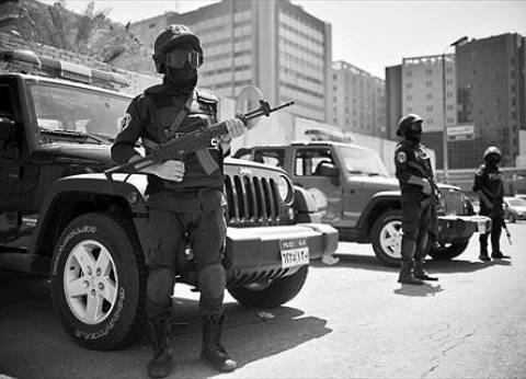 """""""أمن الإسكندرية"""" يكثف استعداده لتأمين """"استفتاء الدستور"""""""