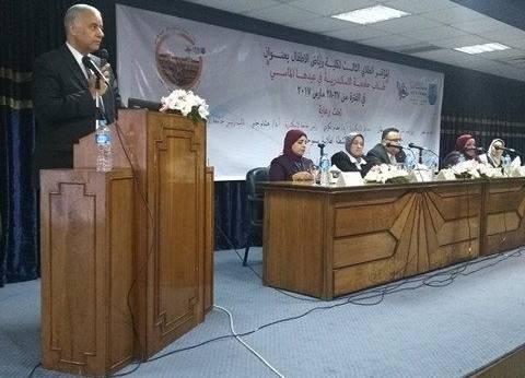 رئيس جامعة الإسكندرية: مصر غنية بطاقتها البشرية وشبابها