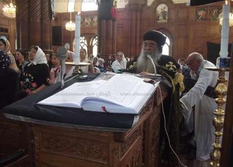 """حملة لمطالبة أسقف الفيوم بالعودة لإيبارشيته.. و""""الكنيسة"""": اعتكف للصلاة"""