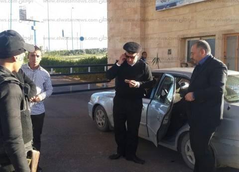 مدير أمن جنوب سيناء : رفع درجة الاستعداد القصوى لتأمين احتفالات عيد الأضحى