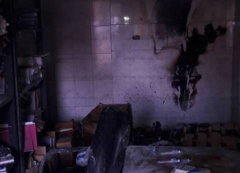زوجة تشعل النار في نفسها وزوجها ومنزلها قبل الإفطار في بورسعيد