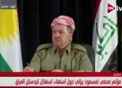 رئيس إقليم كردستان: سنحافظ على العلاقة مع العرب والتركمان