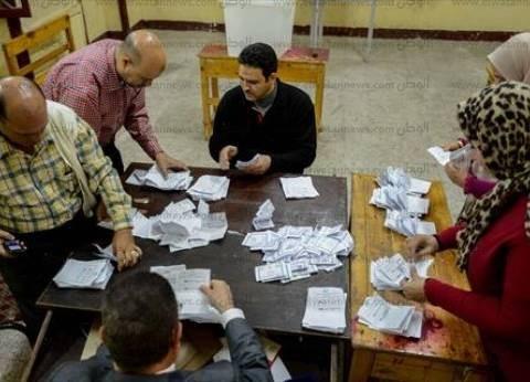 """بدء فرز الأصوات في الانتخابات التكميلية علي مقعد """"عكاشة """" بالدقهلية"""