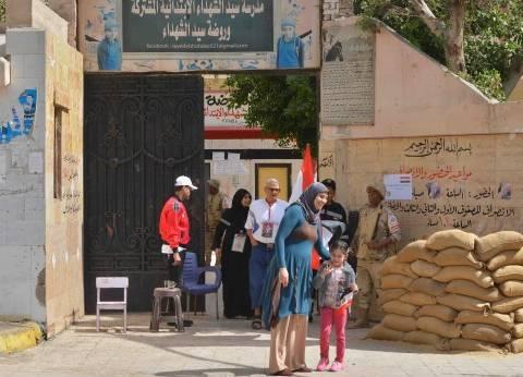 وكيل لجنة الشؤون العربية بالبرلمان يدلي بصوته في الانتخابات بالشرقية