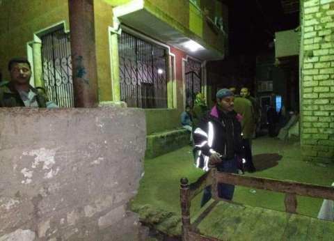 إعانة عاجلة لبعض الأسر بمركز مغاغة في المنيا بسبب تصدع منازلهم