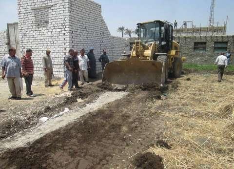 """""""الزراعة"""" تشدد إجراءات حماية الأراضي من التعديات"""