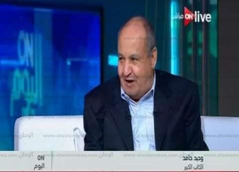 وحيد حامد: تحسنت صحتي بعد دعوتي للتكريم في مهرجان دبي
