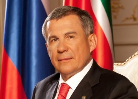 رئيس تتارستان: 23 مليون دولار حجم التبادل التجاري مع مصر سنويا