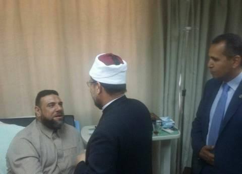 وزير الأوقاف يجتمع بمديري الدعوى والإدارات والمفتشين بالإسكندرية
