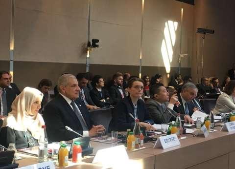 محلب: مصر ملتزمة رئيسا وحكومة وشعبا بدعم لبنان