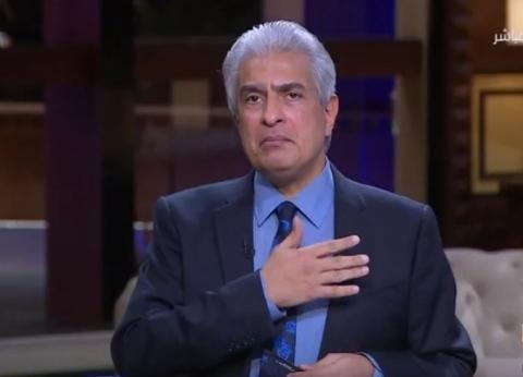 """الإبراشي: الشعب كان صلبا أمام محاولة """"الإخوان"""" استغلال حريق محطة مصر"""