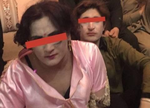بالصور| القبض على 35 شخصا في حفل للمثليين بالسعودية