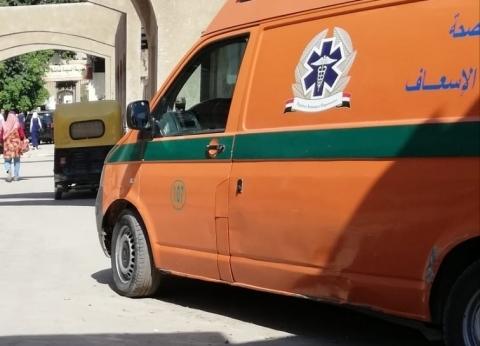ارتفاع حالات الإغماء إلى 3 بين طالبات الثانوية العامة في بني سويف