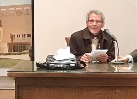 المجلس الأعلى للثقافة يكرم الشاعر محمد الشهاوي
