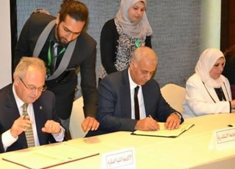 إطلاق فعاليات الشبكة المصرية لبحوث السرطان بمشاركة 8 جامعات