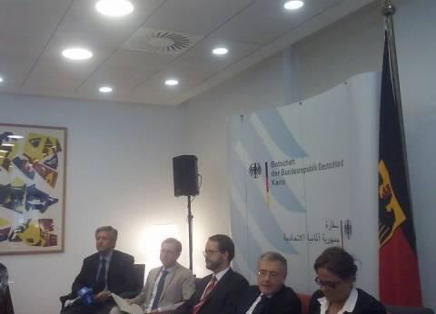 سفير ألمانيا: هناك نجاح في الاتفاق الأمني بين القاهرة وبرلين