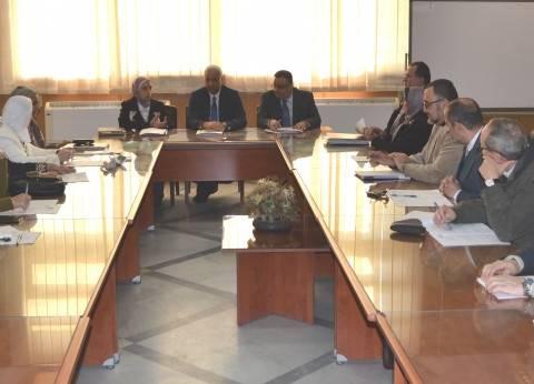 رئيس جامعة الإسكندرية: المستشفيات تقدم الخدمة الصحية للمرضي بنسبة 80%