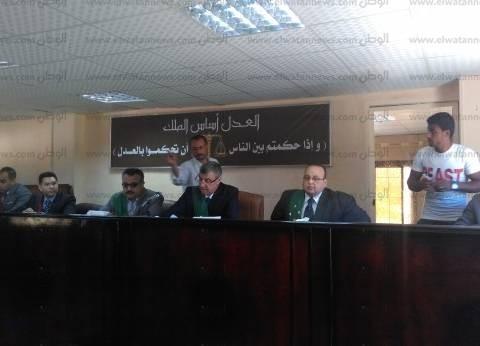 تأجيل محاكمة 50 أمين شرطة متهمين بالإضراب عن العمل بجنوب سيناء