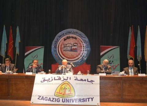 """محمود مسلم: مصر تتعرض لـ""""مؤامرة"""" والإعلام له دور فيها"""