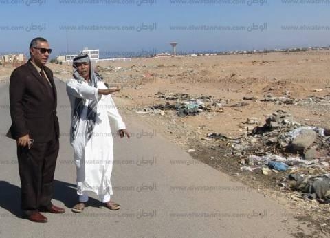 بالصور| حملة نظافة بحي السلام البدوي في سيناء