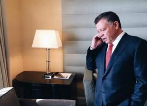 ملك الأردن:  نسبة اللاجئين السوريين وصلت إلى 20% من عدد السكان